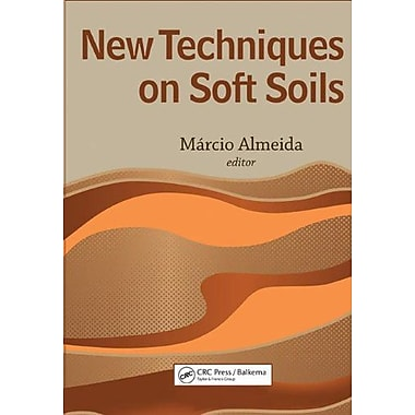New Techniques On Soft Soils, New Book (9788579750021)