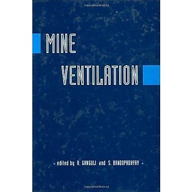 Mine Ventilation Proceedings Of The 10Th Us North American Mine Ventilation Symposium Anchorage Alaska, New Book (9789058096333)