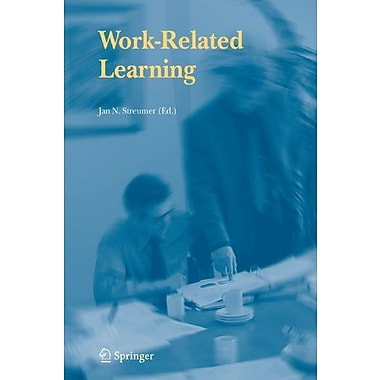 Work-Related Learning, New Book (9789048169559)