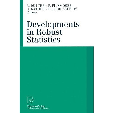 Developments In Robust Statistics International Conference On Robust Statistics 2001, New Book (9783790815184)