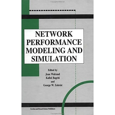 Network Performance Modeling And Simulation, New Book (9789056995966)