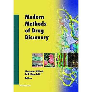 Modern Methods Of Drug Discovery, New Book (9783764360818)