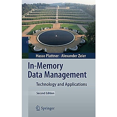 In-Memory Data Management Technology And Applications, New Book (9783642295744)