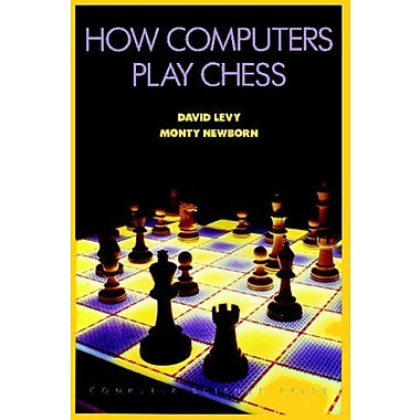How Computers Play Chess, New Book (9784871878012)
