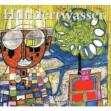 Hundertwasser Taschen Tear-Off Calendars, New Book (9783836516334)