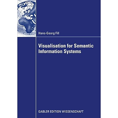 Visualisation For Semantic Information Systems, New Book (9783834915344)