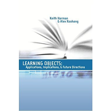 Learning Objects 4 Applications Implications Amp Future Directions, New Book (9788392233787)