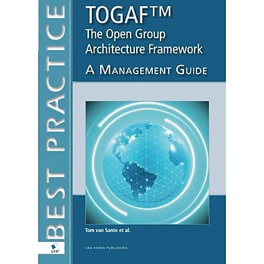 Togaftm The Open Group Architecture Framework A Management Guide English Version Best Practice Series, New Book (9789087530808)