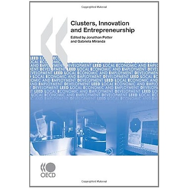 Local Economic And Employment Development Leed Clusters Innovation And Entrepreneurship, New Book (9789264044425)