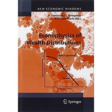 Econophysics Of Wealth Distributions Econophys-Kolkata I New Economic Windows, New Book (9788847003293)