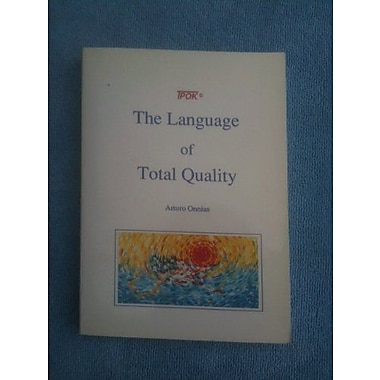 The Language Of Total Quality, New Book (9788886073004)