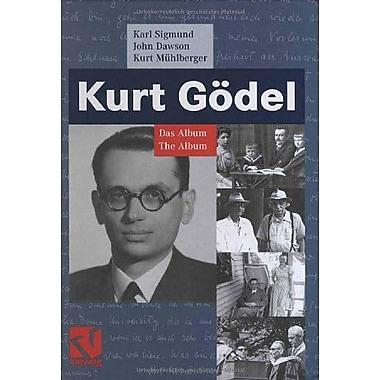 Kurt Godel Das Album - The Album German And English Edition, New Book (9783834801739)
