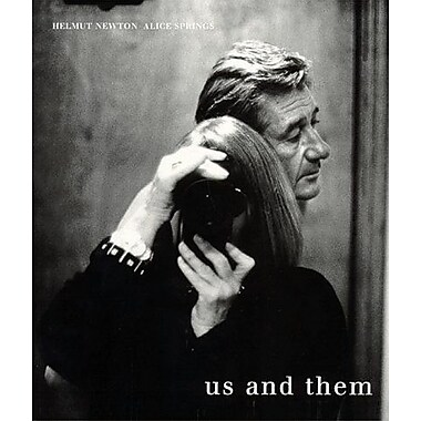 Helmut Newton And Alice Springs Us And Them, New Book (9783908247104)