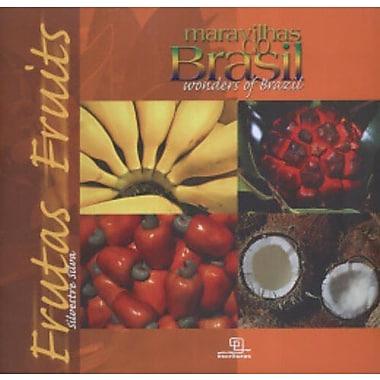 Wonders Of Brazil - Fruits, New Book (9788575312070)