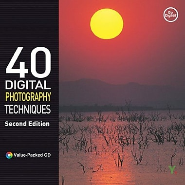 40 Digital Photography Techniques, New Book (9788931435115)