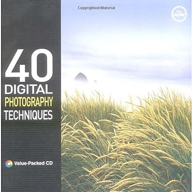 40 Digital Photography Techniques, New Book (9788931435016)