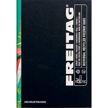Freitag Individual Recycled Freeway Bags, New Book (9783907078471)
