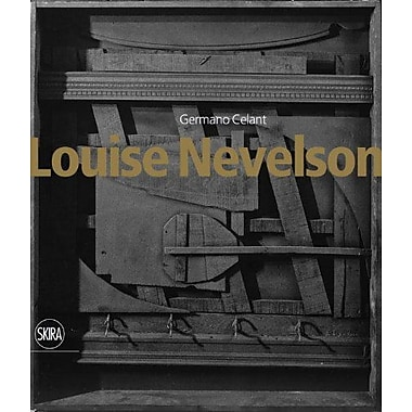 Louise Nevelson, New Book (9788857204451)