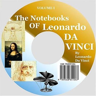The Notebooks Of Leonardo Da Vinci Vol 1, New Book (9789568351267)