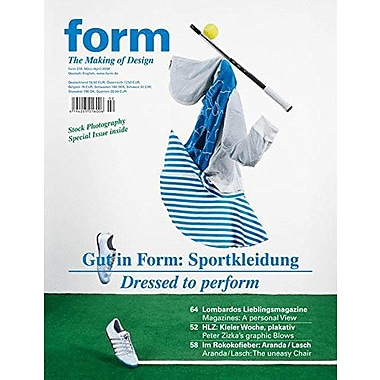 Form 219 Zeitschrift Form German And English Edition, New Book (9783764386153)