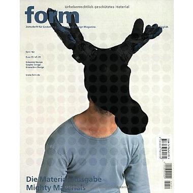 Form 182 Materials, New Book (9783936560039)