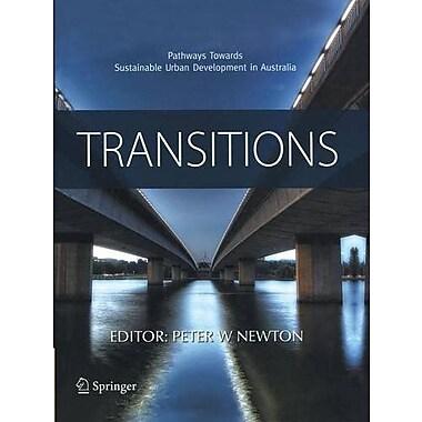 Transitions Pathways Towards Sustainable Urban Development In Australia, New Book (9789048179954)