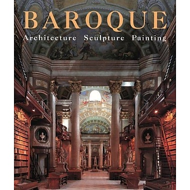 Baroque Architecture Sculpture Painting, New Book (9783895089176)