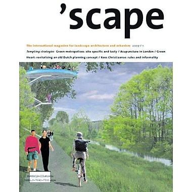 Scape, New Book (9783764380939)