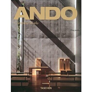 Ando Complete Works Jumbo, New Book (9783822809303)