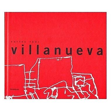 Carlos Raul Villanueva Masters Of Latin American Architecture Series, New Book (9783764361167)