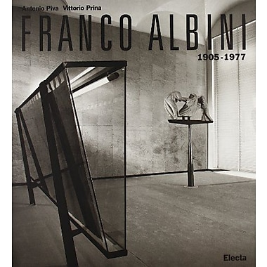 Franco Albini Italian Edition, New Book (9788843556823)