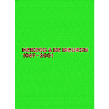 Herzog Amp De Meuron 1997-2001, New Book (9783764386405)