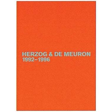 Herzog Amp De Meuron 1992-1996 The Complete Works Volume 3, New Book (9783764371128)
