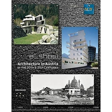 Architecture In Austria In The 20Th And 21St Centuries, New Book (9783764376949)