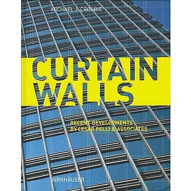 Curtain Walls, New Book (9783764370831)