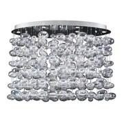 PLC Lighting Bubbles 12-Light Cascade Pendant; 36'' H x 48'' W x 24'' D