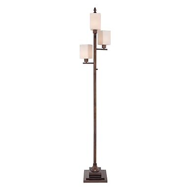 Catalina Lighting 74'' Tree Floor Lamp; 3 x 13W E26 CFL spiral