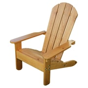 KidKraft Kids Adirondack Chair; Honey