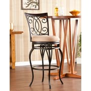 Southern Enterprises Maguire Swivel Bar Stool (BC1160)
