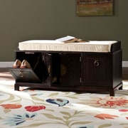 Southern Enterprises Dynasty Storage Bench (BC4034)