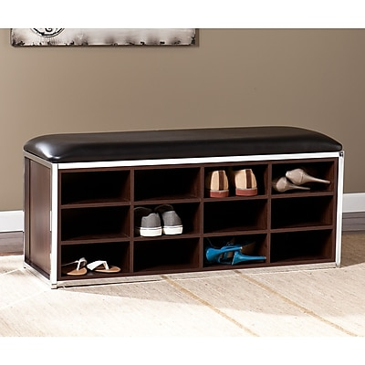 Southern Enterprises Irving Storage Bench (BC9614)