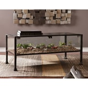 Southern Enterprises Terrarium Display Cocktail Table (CK8860)