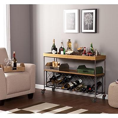 Southern Enterprises Ryland Wine Console (CM2218)
