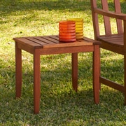 Southern Enterprises Hardwood End Table (CR1205)