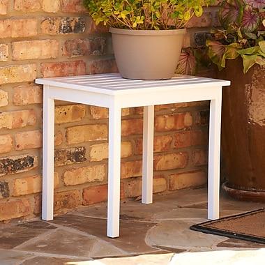 Southern Enterprises Hardwood End Table (CR1206)