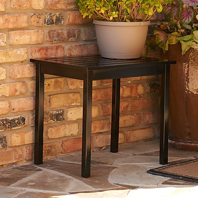 Southern Enterprises Hardwood End Table (CR1207)
