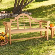 Southern Enterprises 5' Teak Lutyens Bench (CR7702)