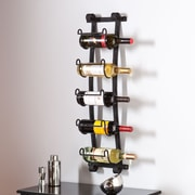 Southern Enterprises Ancona Wall-Mount Wine Rack (HZ1001)