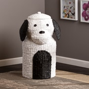 Southern Enterprises Puppy Laundry Hamper (HZ6541)
