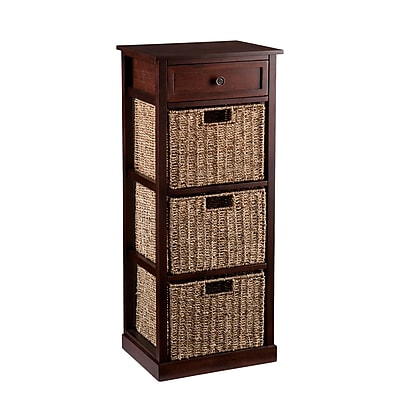Southern Enterprises Kenton 3-Basket Storage Tower (HZ6753)